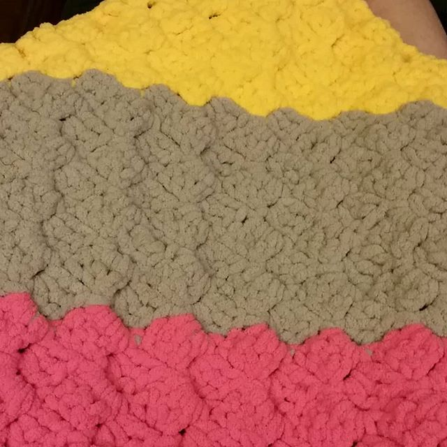 Today's project. #c2c #crochet #afghan