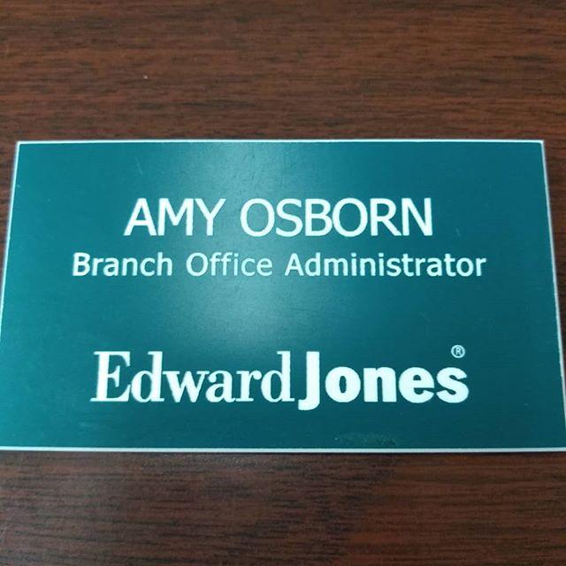 Happy third work anniversary to me! Love my job!